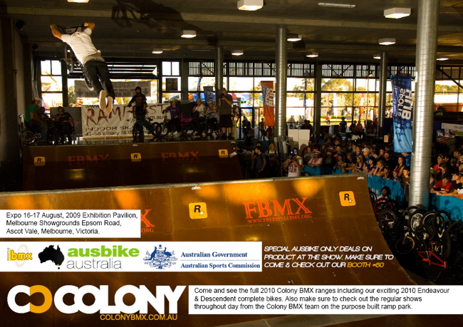 colony ausbike flyer