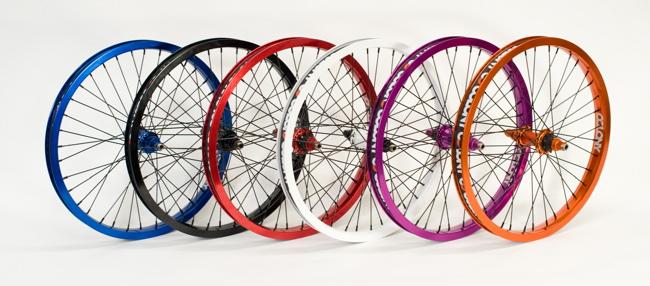 wheel rear group