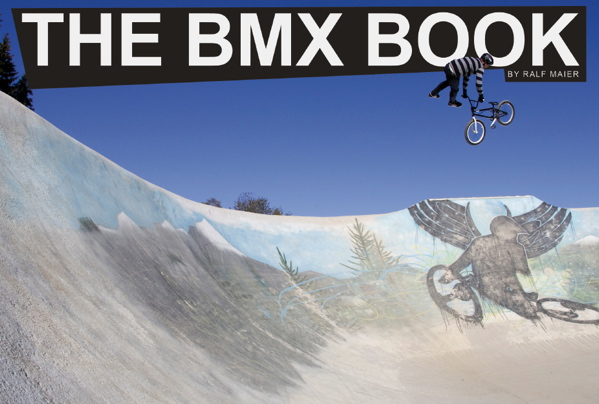 Paddy BMXBook Cover