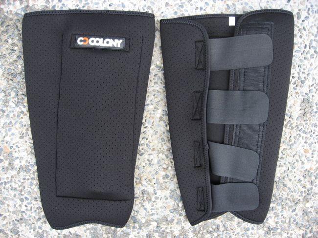 Shin pads