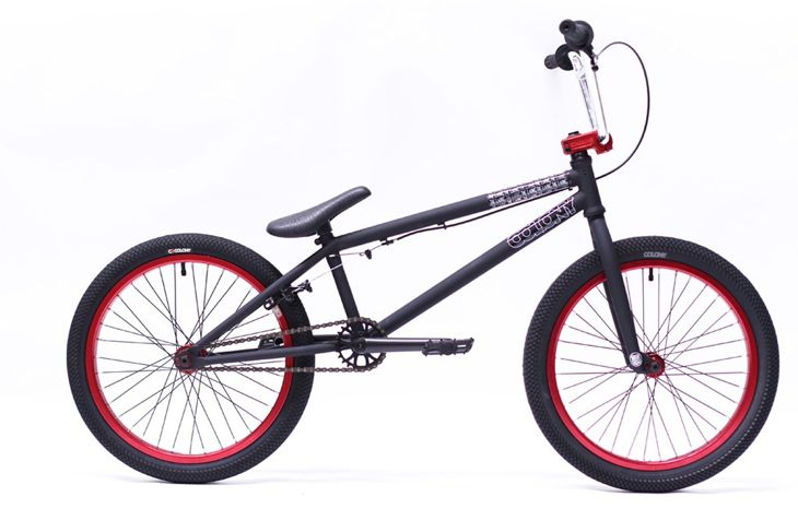 Colony BMX Product highlight - The Living Frame & Complete Bike ...