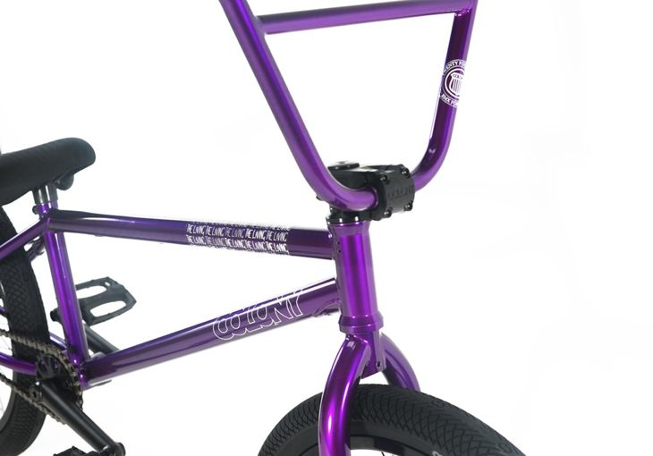 Colony BMX Product update - 2013 complete bikes... new colours ...