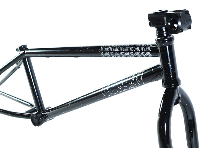 Colony BMX Product Highlight - Limited Edition Frame Kits - Colony BMX