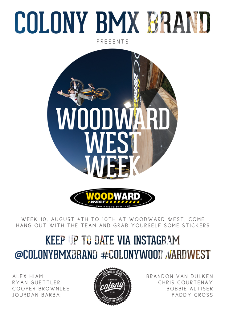 COLONY-WOODWARDWEST