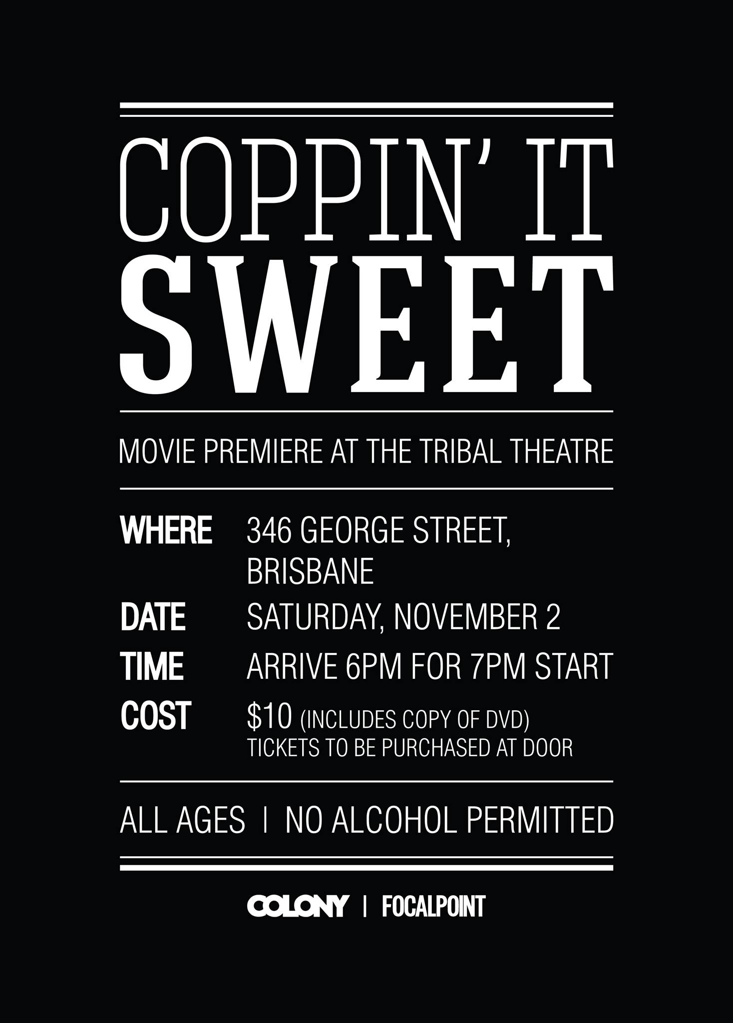 coppinsweet flyer