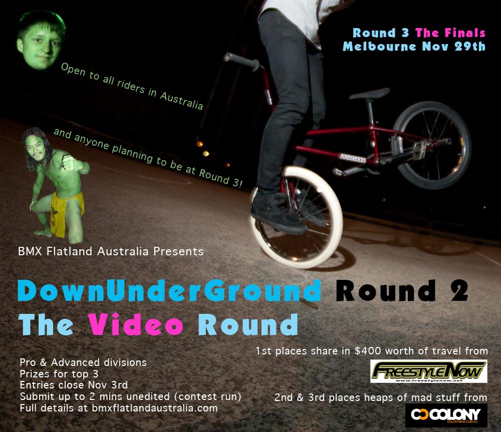 Downunderground round 2 - the video round 2014