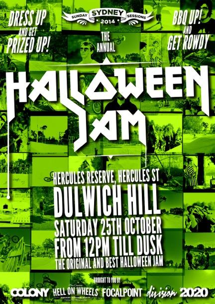 Halloween Jam 2014 v1