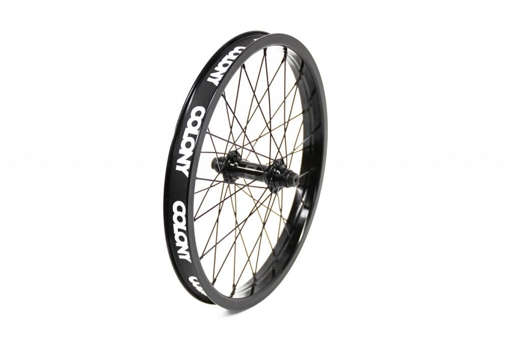Pintour-Front-Wheel-18Inch-Black
