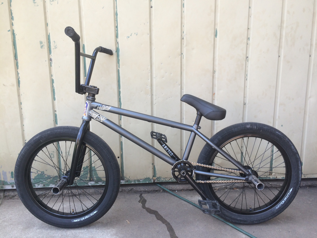 Bike Check – Connor Keating