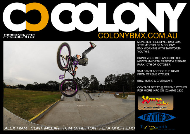 COLONY-TAMWORTH-FLYER-
