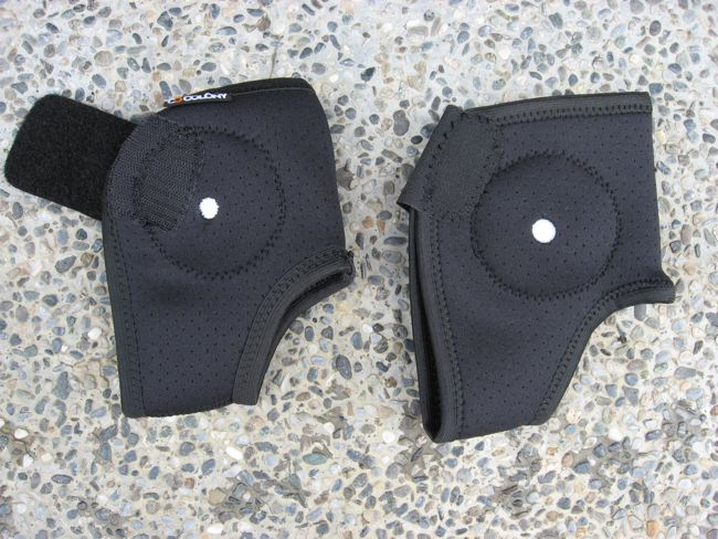 ankle pads